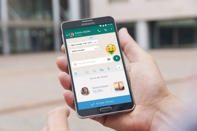 ¿Enviar dinero desde WhatsApp? Ya es una realidad con imaginBoard