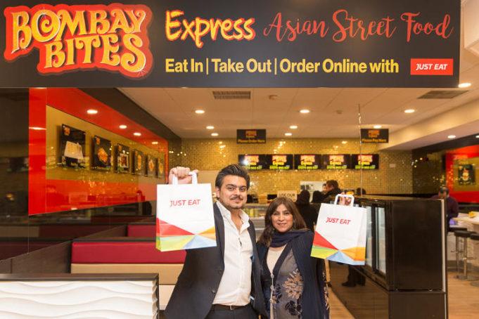 Just Eat innova instalando puestos de 'take away' en los supermercados