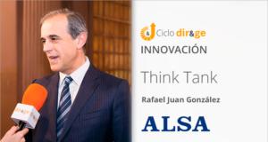 Rafael Juan González | ALSA
