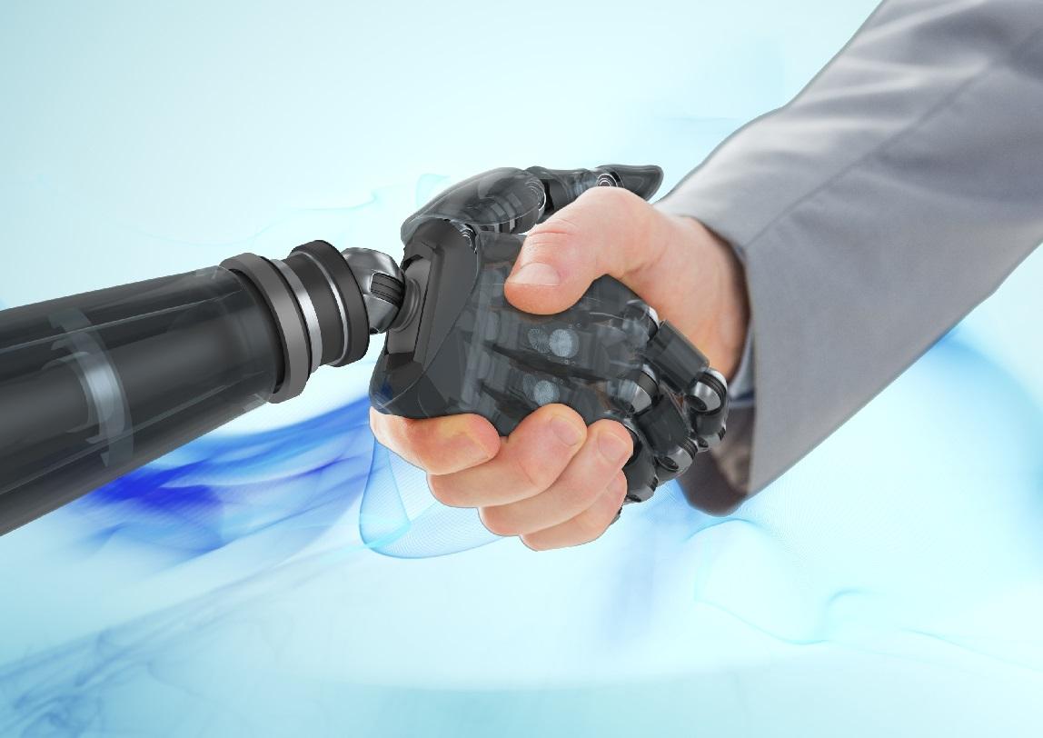 La nueva estrategia de la robótica: fusionar la mente humana con la artificial