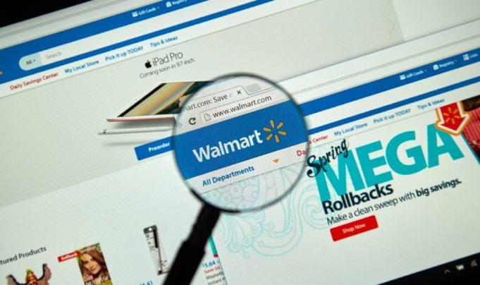 Walmart hará descuentos por las compras online si se recogen en tienda