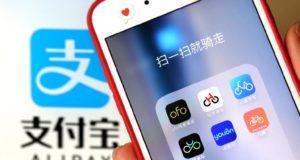 La plataforma de pagos de Alibaba, seria competencia para la banca tradicional