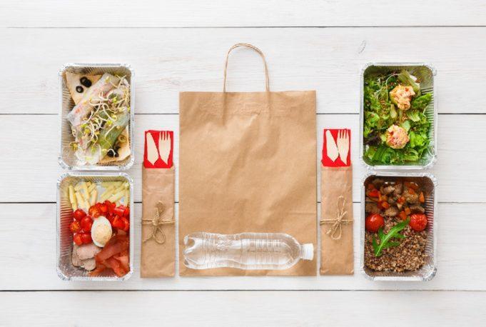 """El mercado del packaging """"out-of-home"""" continúa su ascenso de la mano del delivery"""