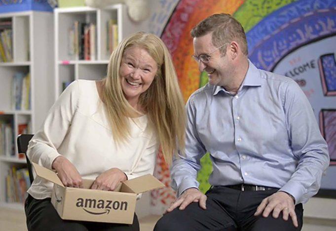 El proyecto altruista de Amazon: acoger a los más desfavorecidos