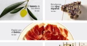 Amazon e Icex se alían para darle un impulso online a la gastronomía española