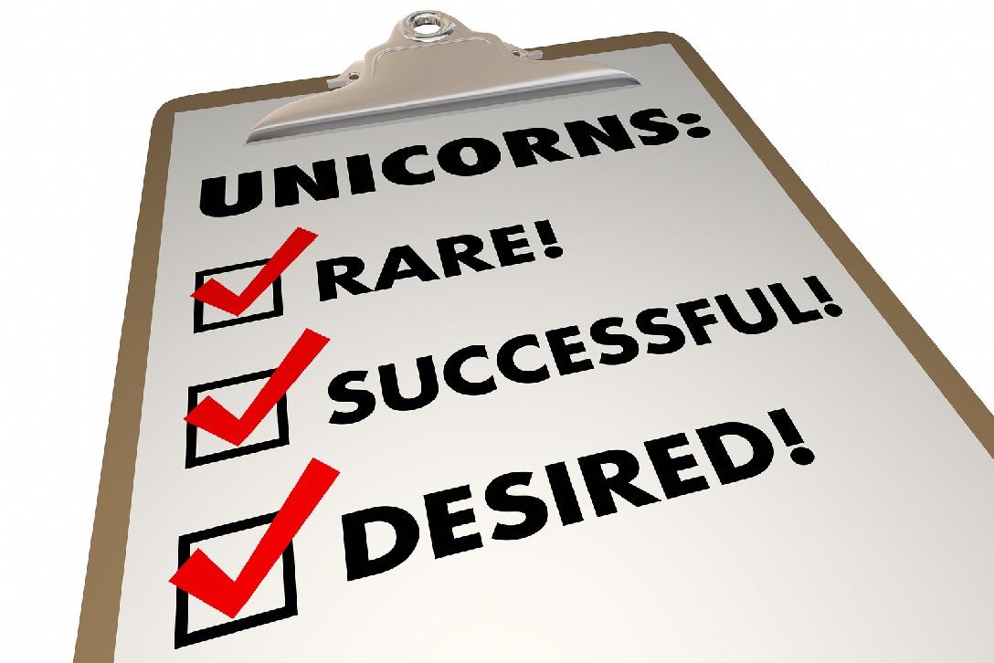 ¿Son todos los unicornios rentables?