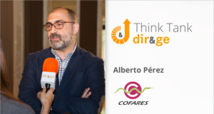 Alberto Pérez | Cofares