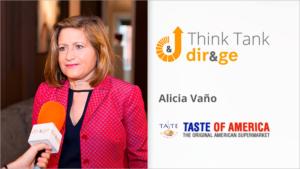 Alicia Vaño | Taste of America