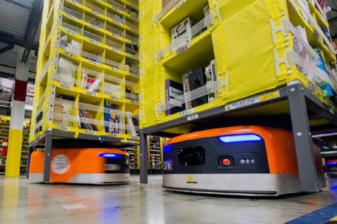 Amazon pisa el acelerador de la tecnología con su apuesta por los robots