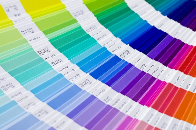 Color, menos es más