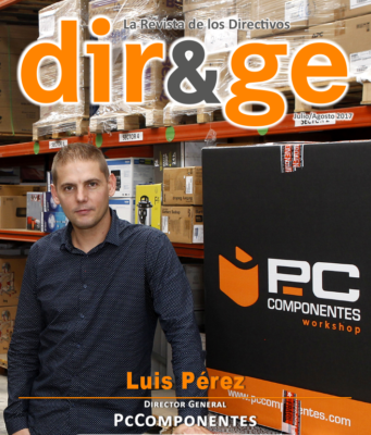 Portada Revista DIR&GE Julio / Agosto 2017