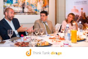 """Think Tank DIR&GE """"¿Cómo optimizar los procesos de negocio para competir mejor?"""""""