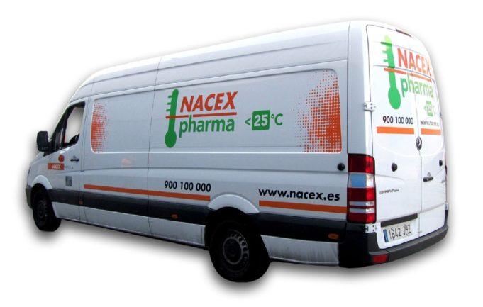 Nacex lanza un servicio de distribución farmacéutica a temperatura controlada