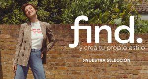 Amazon lanza Find, su nueva marca de moda para competir con Inditex