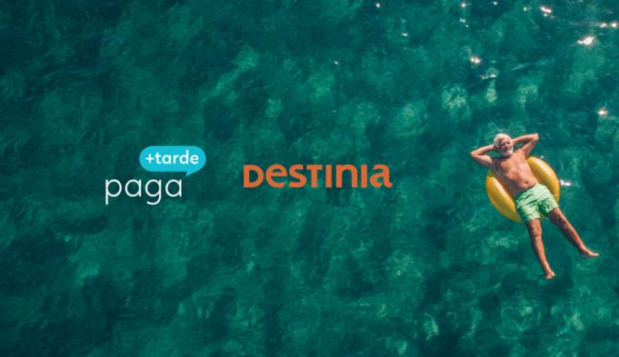 Destinia Paga+Tarde