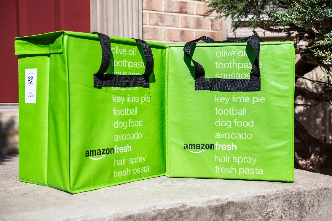 Amazon Fresh pierde presencia en Estados Unidos
