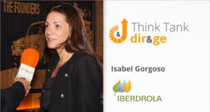 Isabel Gorgoso de la Peña - Iberdrola