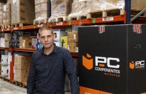 Luis Pérez PcComponentes