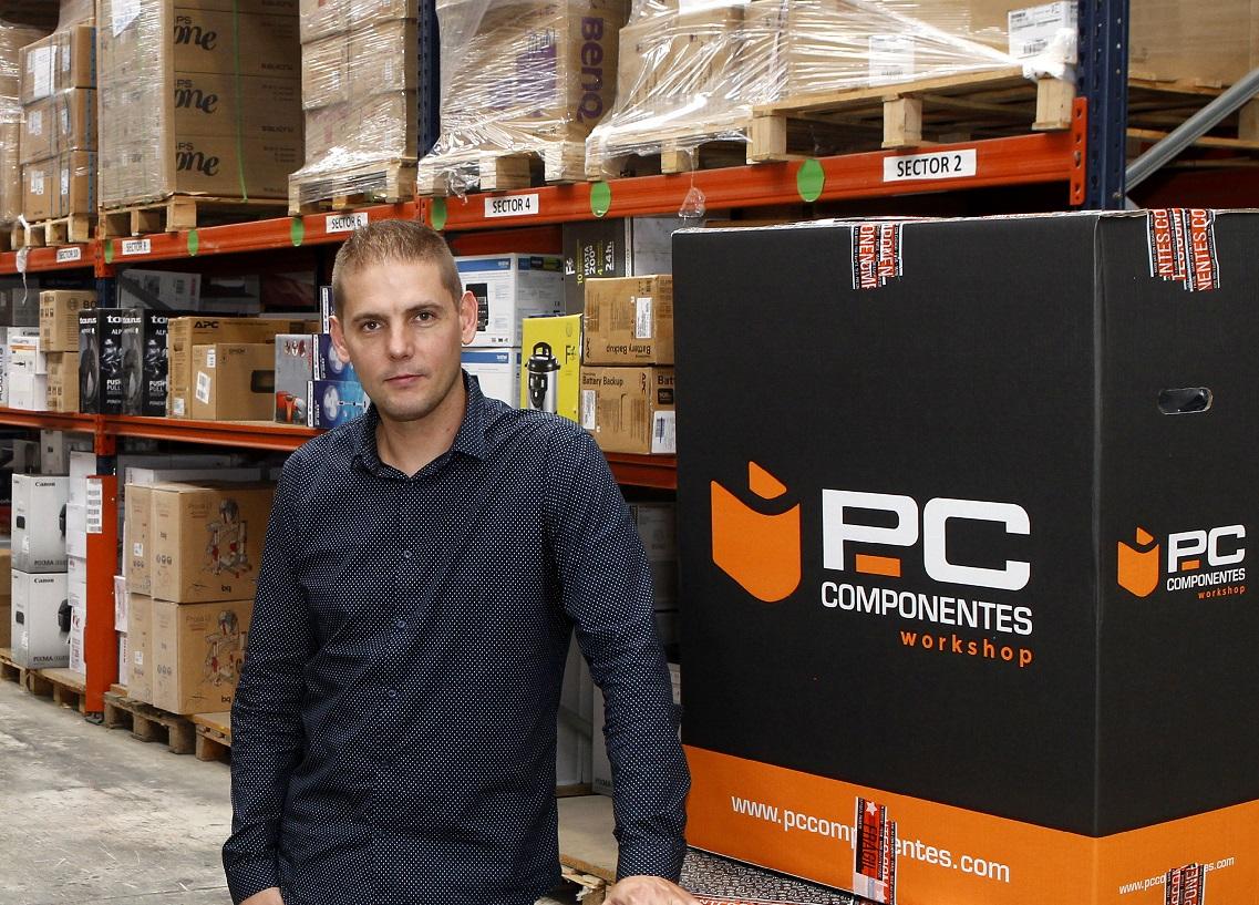 Entrevista a Luis Pérez, Director General de PcComponentes: pasión, cercanía y transparencia para la diferenciación