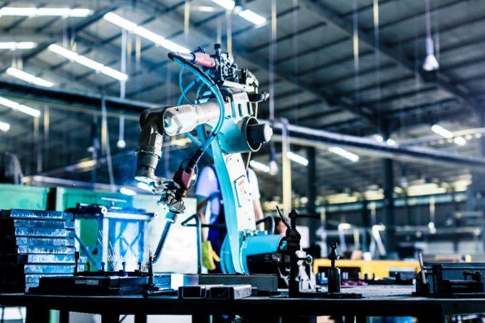 robot minorista