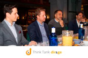 Think Tank Conquistar al cliente interno: el primer paso hacia la fidelización