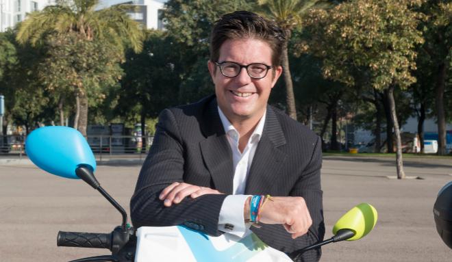 Entrevista a Timo Buetefisch, fundador de Grupo Cooltra: motosharing para la sostenibilidad