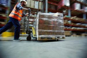 logística transporte industrial