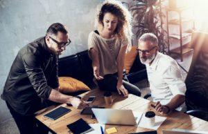 management pymes tecnología