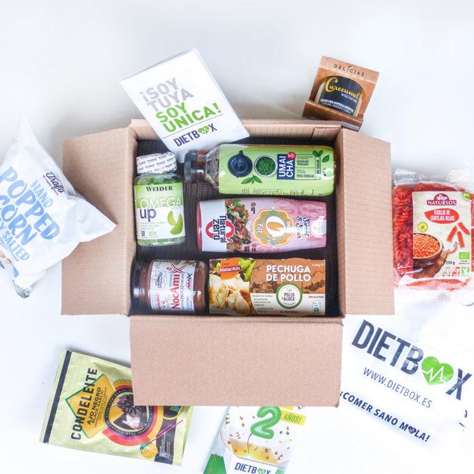 DietBox caja sorpresa