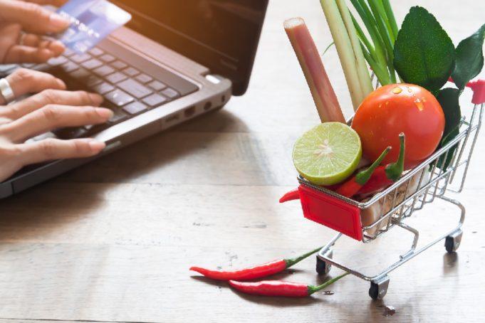 venta online alimentos