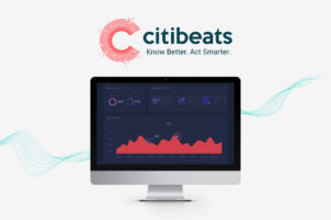 Citibeats gráfico