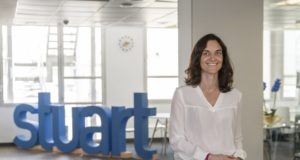 Marta Álvarez, directora general de Stuart España