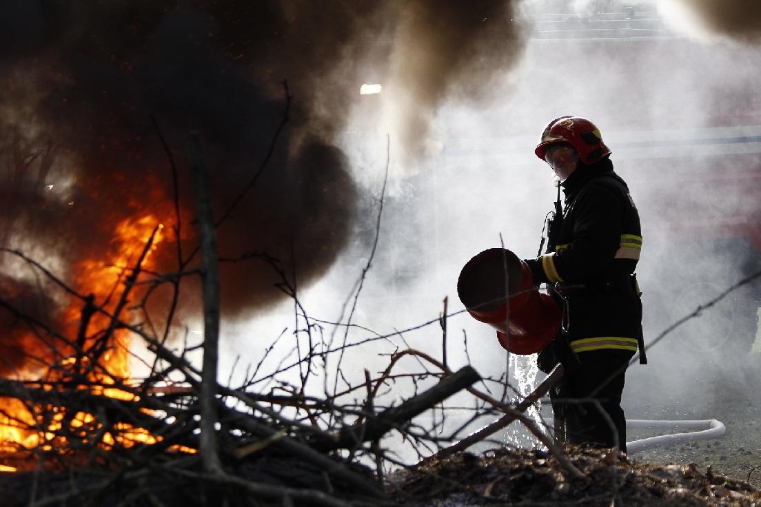 Una nariz inteligente capaz de determinar la intencionalidad de los incendios