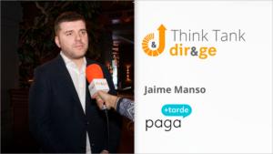 Jaime Manso Paga+Tarde innovación