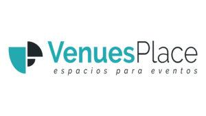 Logotipo VenuesPlace