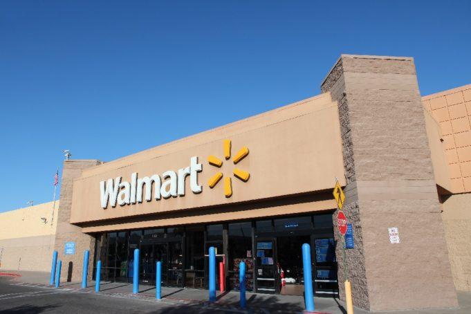 Walmart robots