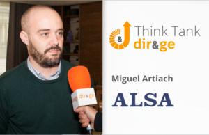 Miguel Artiach - ALSA - TT fidelización feedback