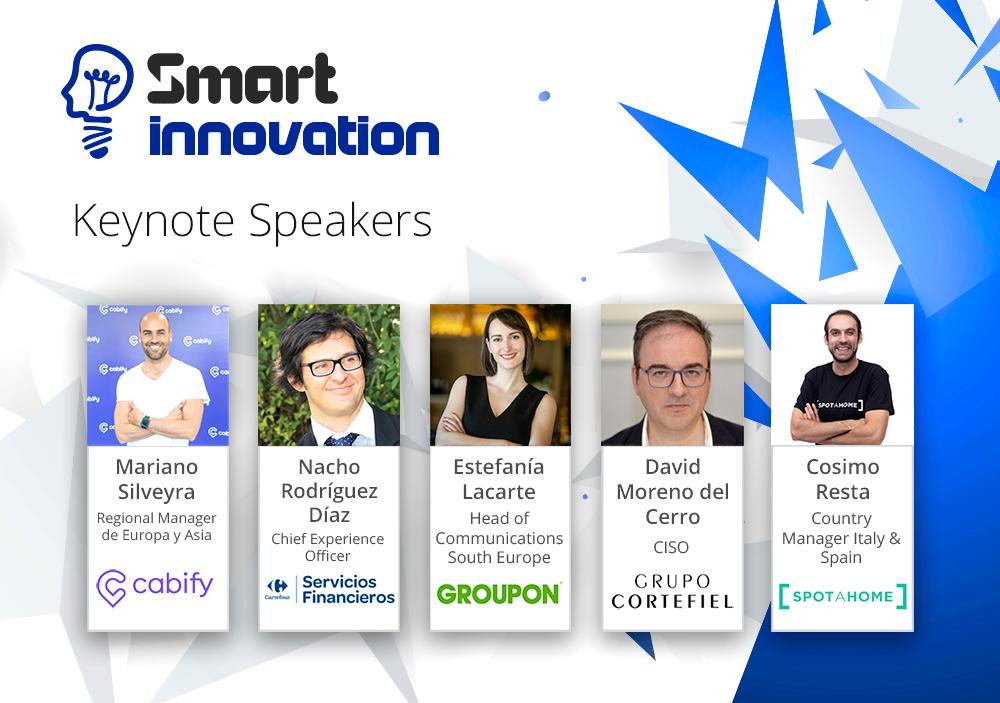Keynote Speakers Smart Innovation
