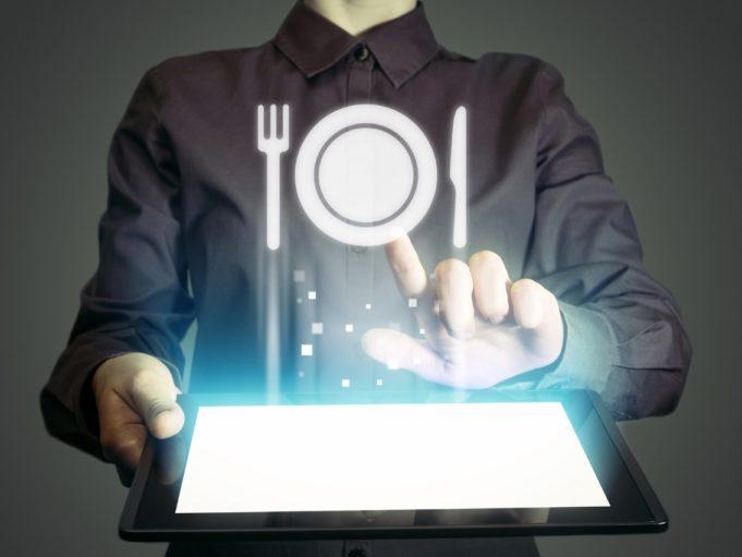restaurante tecnología
