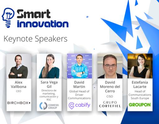 speakers 2 smart innovation 2018