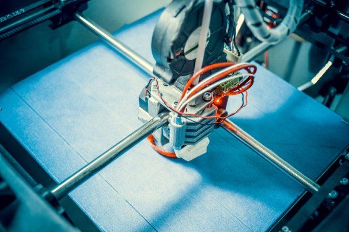 impresión 3D general motors