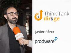 Javier Pérez Prodware - TT innovación Prodware tecnologías