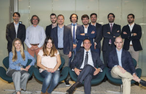 Foto de Familia customer engagement lab