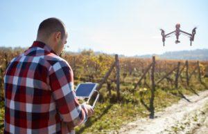 drones vino