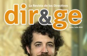 Portada Revista DIR&GE junio julio 2018