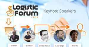 speakers 2 eLogistic Forum 2018