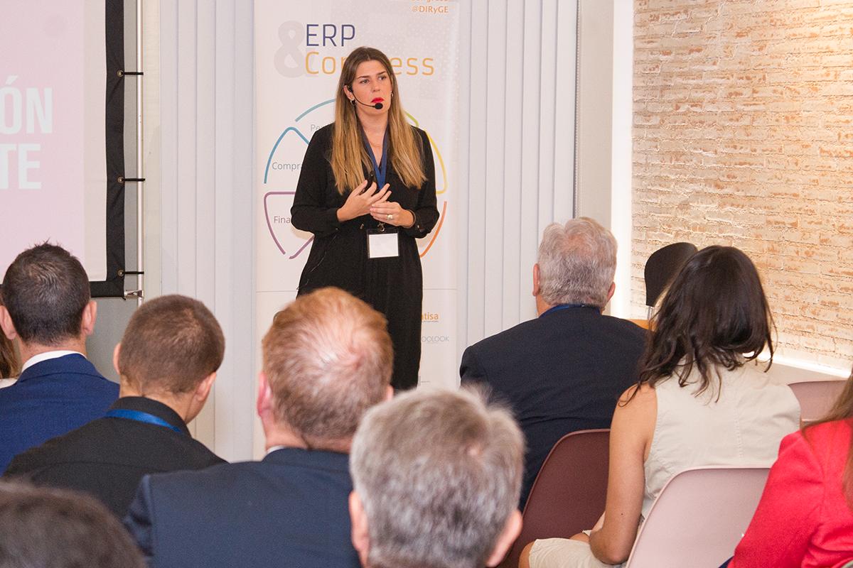 Sara Vega - ERP Congress