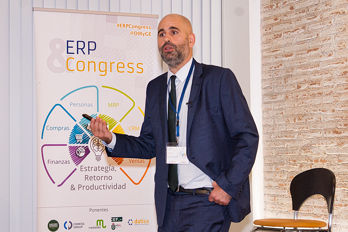 Pablo Couso - ERP Congress
