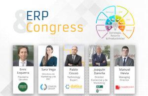 ponentes ERP Congress