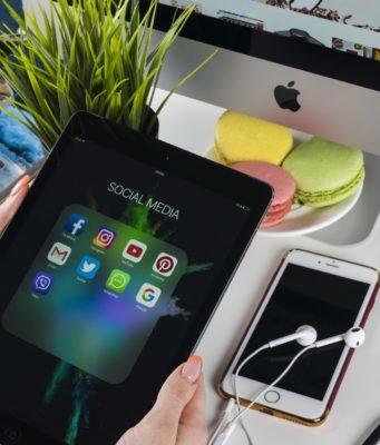 redes sociales empresas españolas